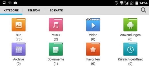 ZTE Blade S6 screenshot 15