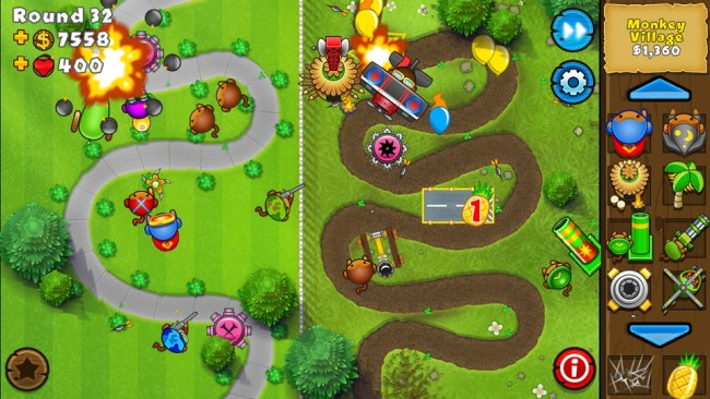 bloons td 5 multiplayer