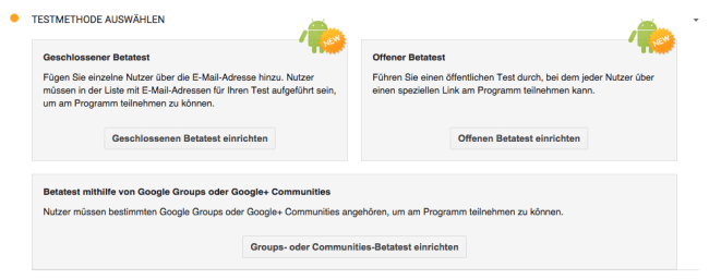 google play beta test