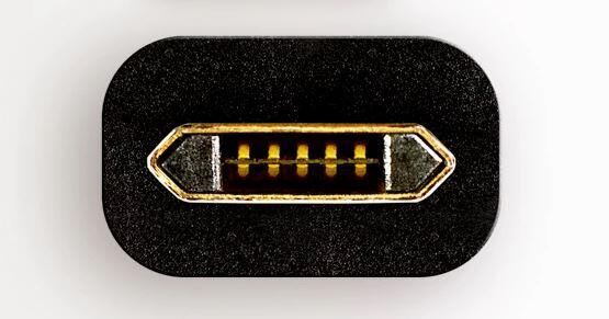 micro flip stecker