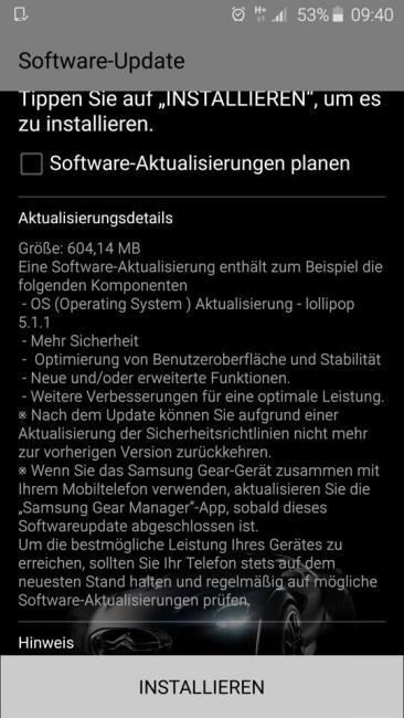 s6 update