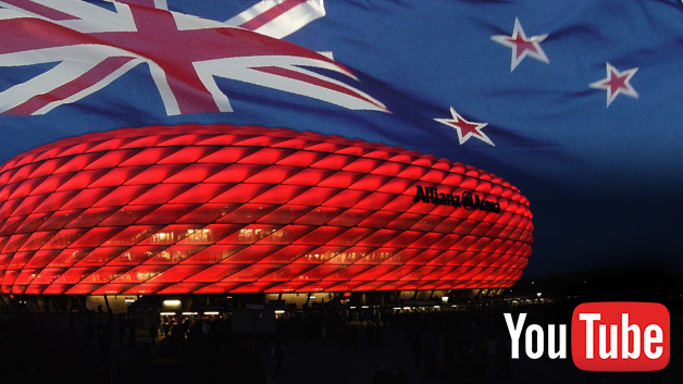YouTube - Bundesliga - Neuseeland
