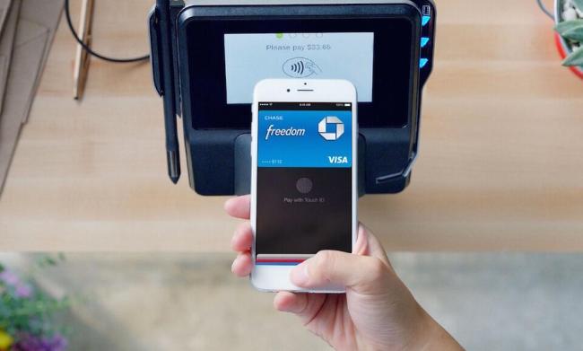 Apple Pay NFC header
