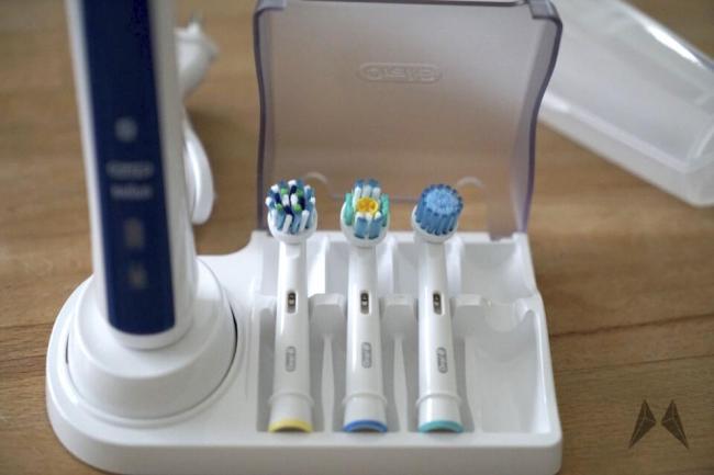 Braun Oral-B Pro 5000 Bundesbürste _DSC0475