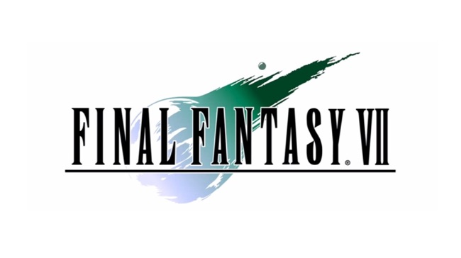 Final Fantasy VII 7 Logo