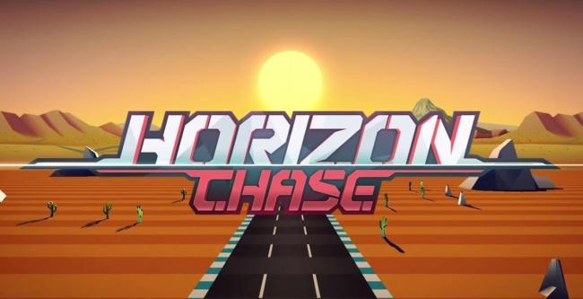 Horizon Chase Header
