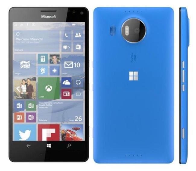 Lumia 950 XL Render