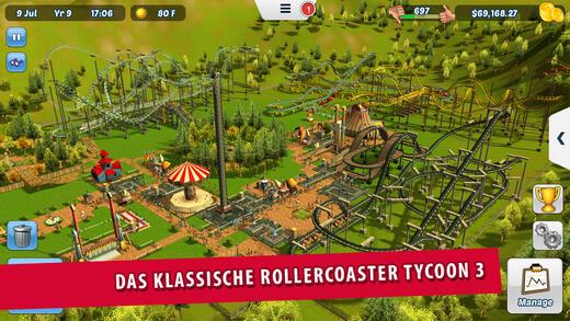 rct 3 screenshot