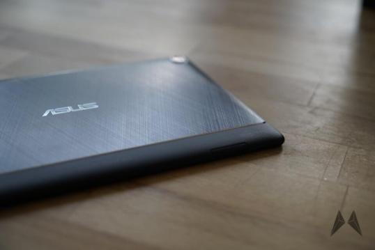 ASUS ZenPad 8S Rückseite _DSC1327