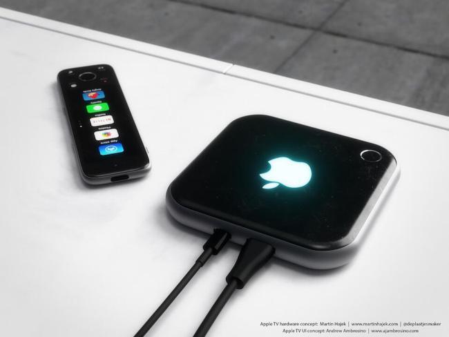 Apple TV 2015 Konzept1