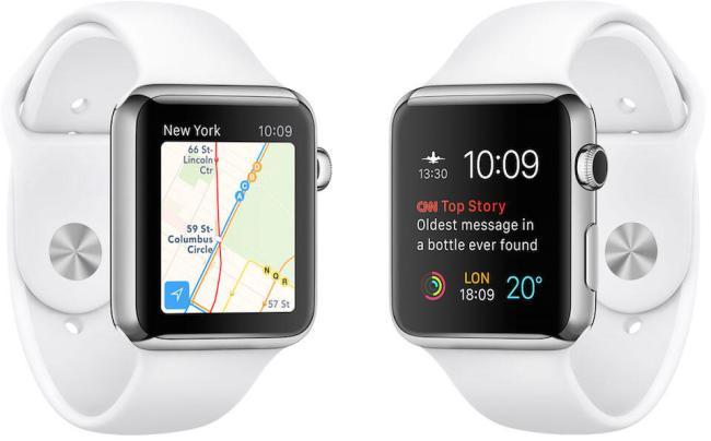 Apple Watch watchOS Header