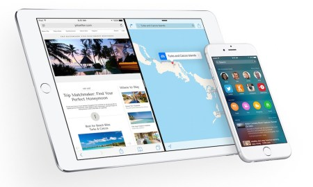Apple iOS 9 Header