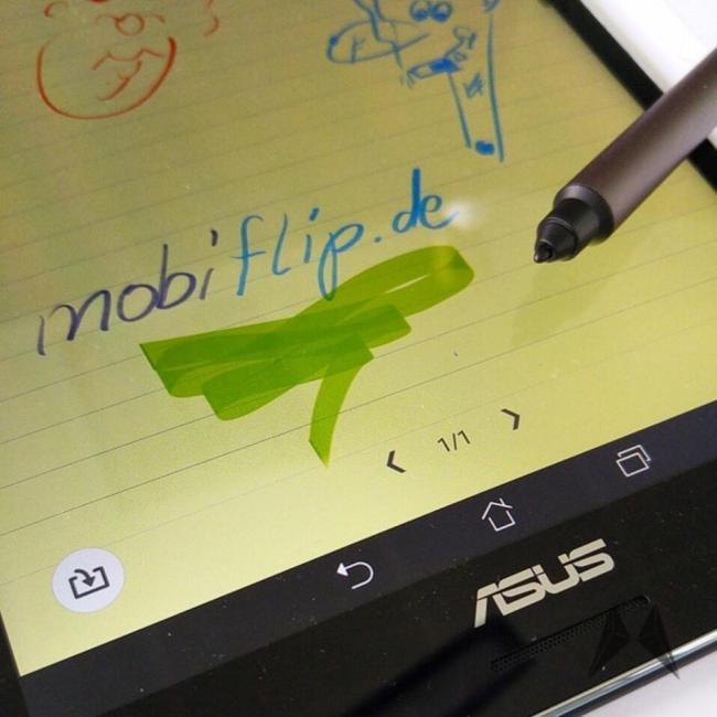 Asus ZenPad 8S Stylus