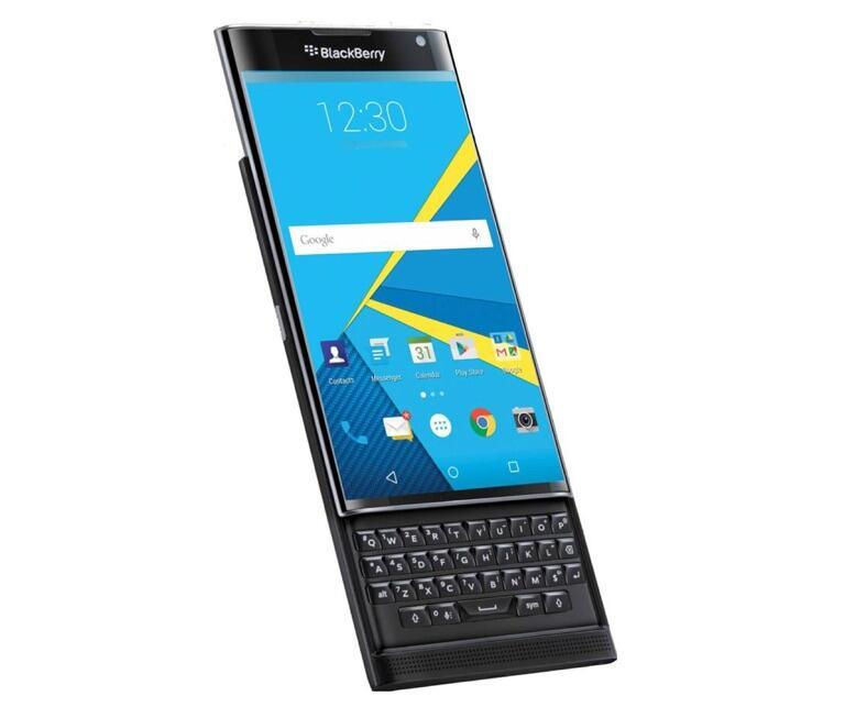 Android-Slider: BlackBerry bestätigt das Priv offiziell
