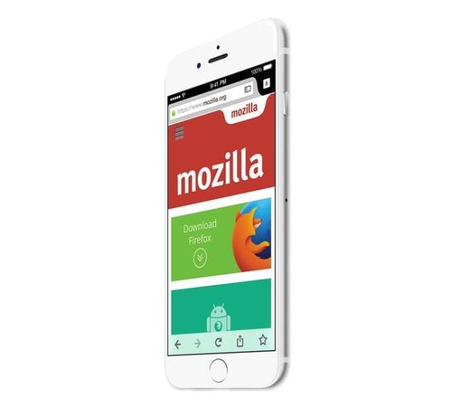 Firefox iPhone