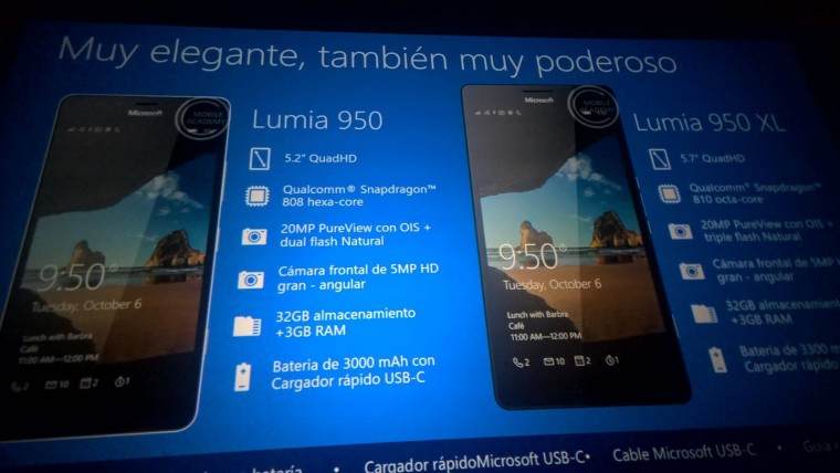 Lumia 950 XL Slides1