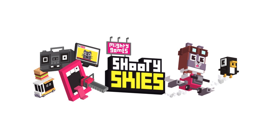 Shooty Skies Header