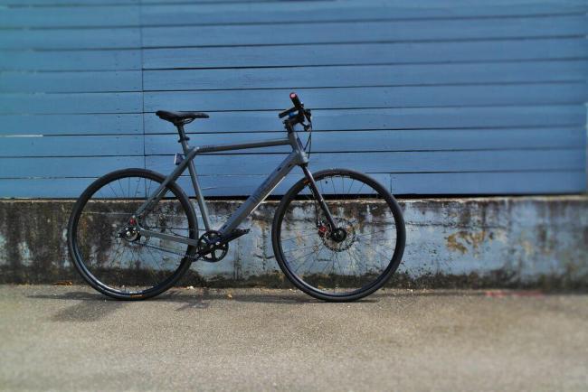 UVHOC Fahrrad