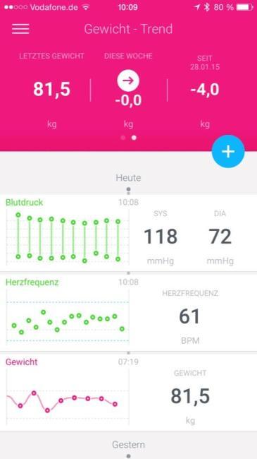 Withings Bluetooth-Blutdruckmessgerät_3