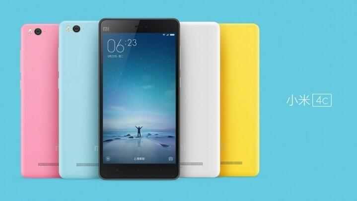 Xiaomi Mi 4c1
