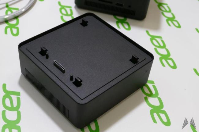 Die Grafikeinheit des Acer Revo Build