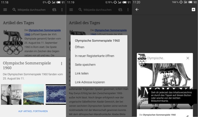 wikipedia-android-article-preview-screenshots