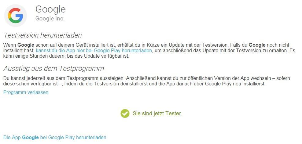Android-App testen – Google Play - Google Chrome 2015-10-20 08.26.37