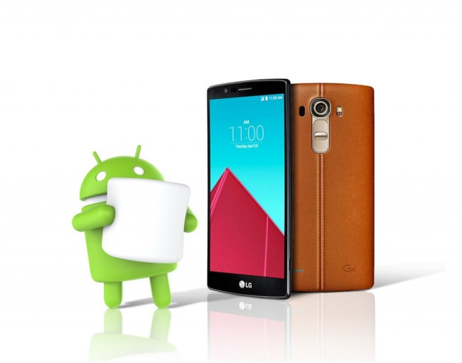 LG G4 Android Marshmallow