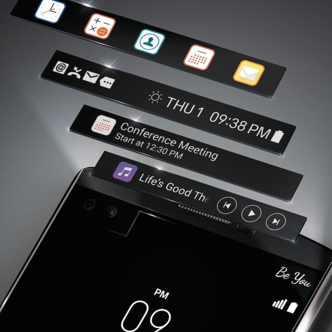 LG V10 Display