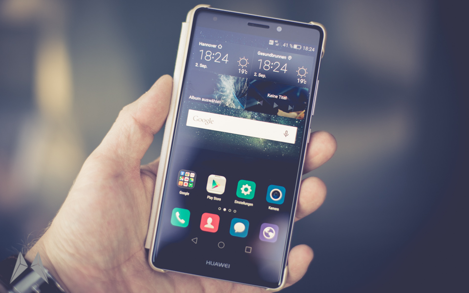 huawei mate s front