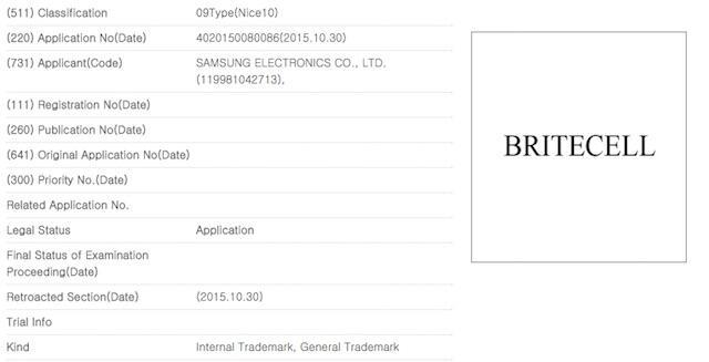 Samsung Britecell