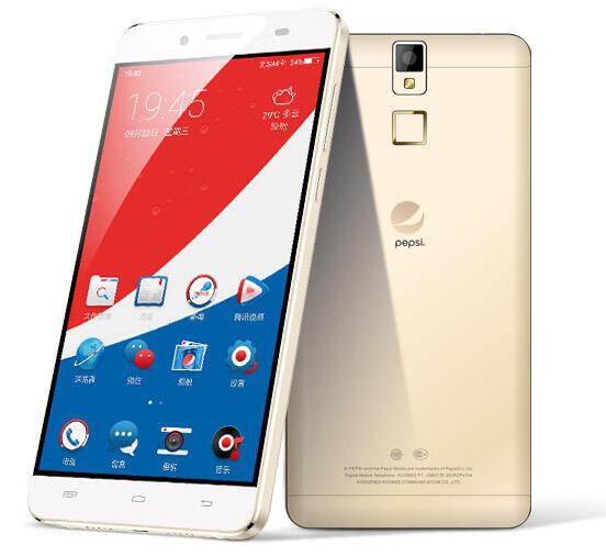 pepsi phone p1 gold