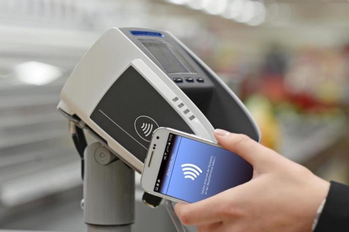 ©ALDI SÜD_Kontaktlose Zahlung_Zahlungsterminal
