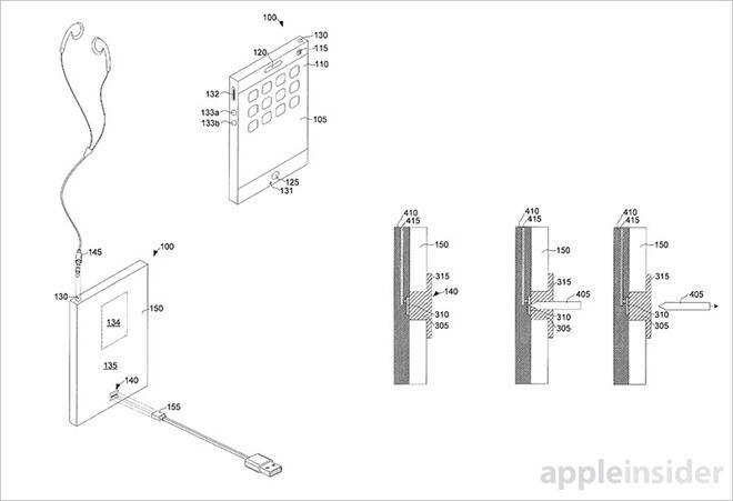 Apple Patent wasserdicht iPhone