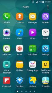 Galaxy S5 Marshmallow4