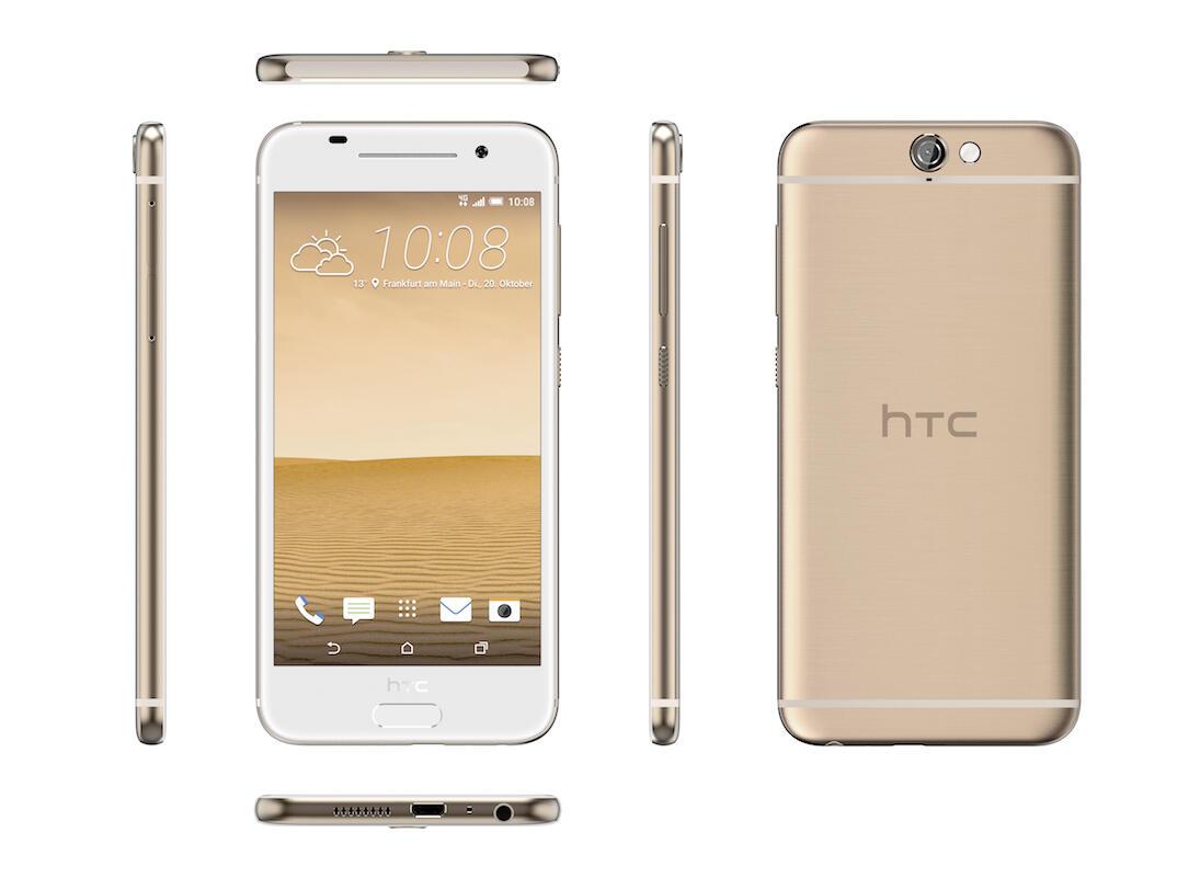 HTC One A9 Deep Gold