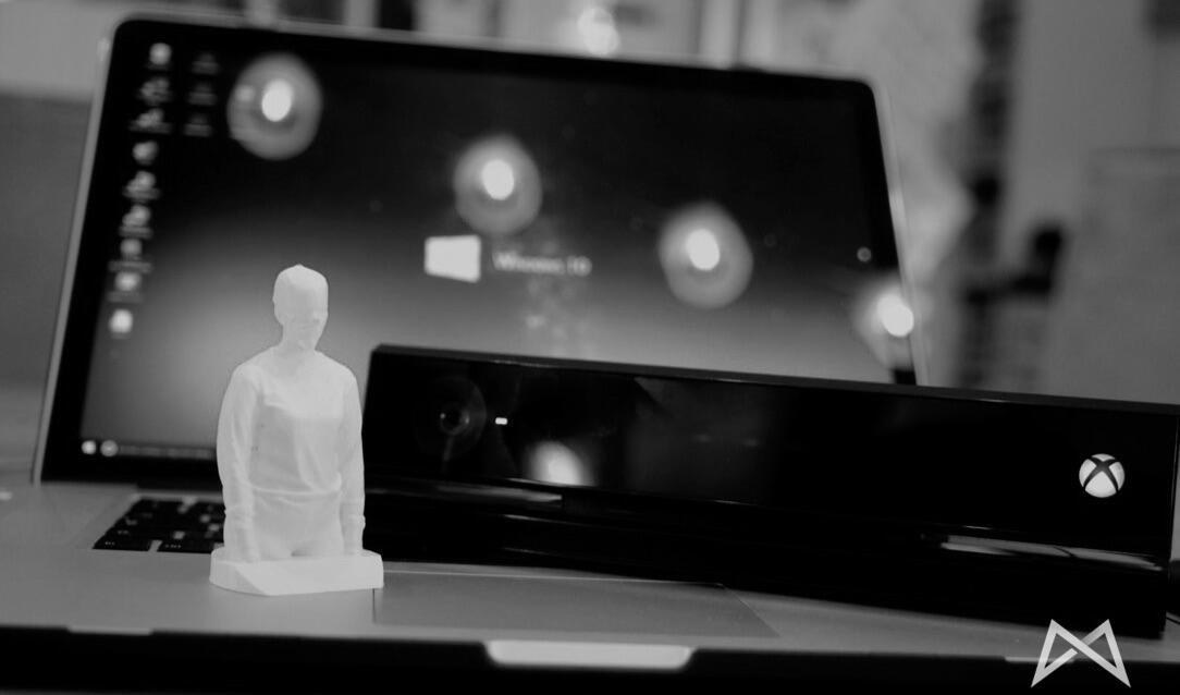 Mirosoft Xbox Kinect Dremel 3D Drucker LRG__DSC3082