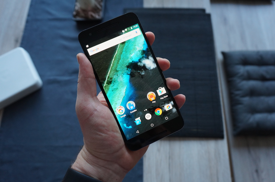 Nexus 6P Unboxing6