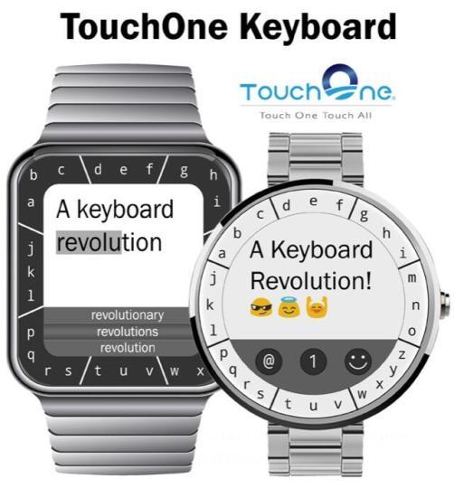 touchone keyboard 2