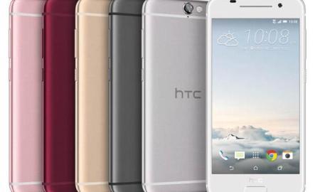 HTC One A9 Farben