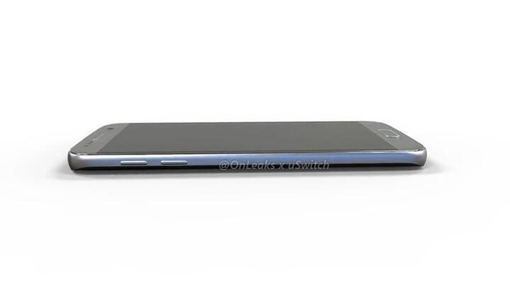 Samsung Galaxy S7 Render3