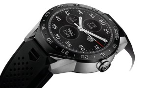 TAG Heuer Connected Header