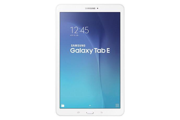Das Galaxy Tab E, hier in der Version mit 9,6