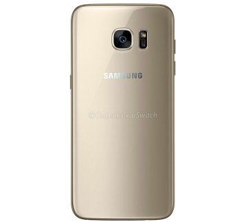 Gold-GS7E-back
