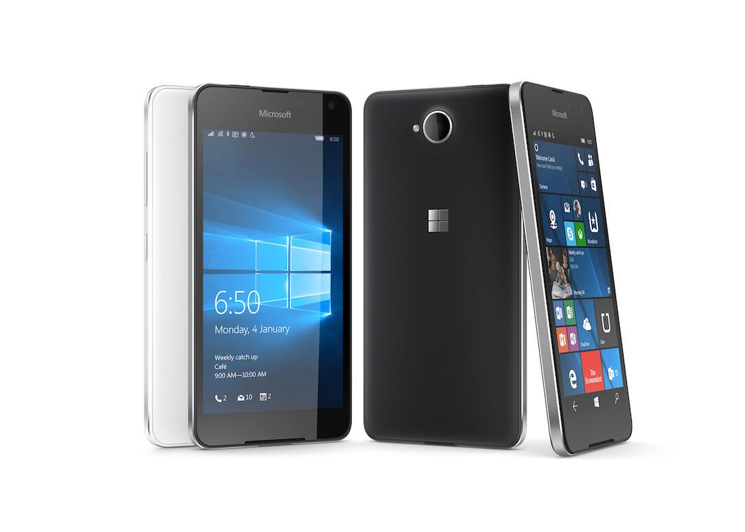 Lumia 650 Windows 10