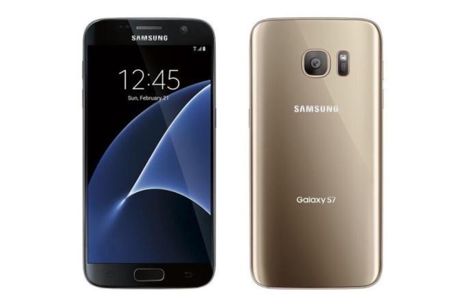 Samsung Galaxy S7 Render Header