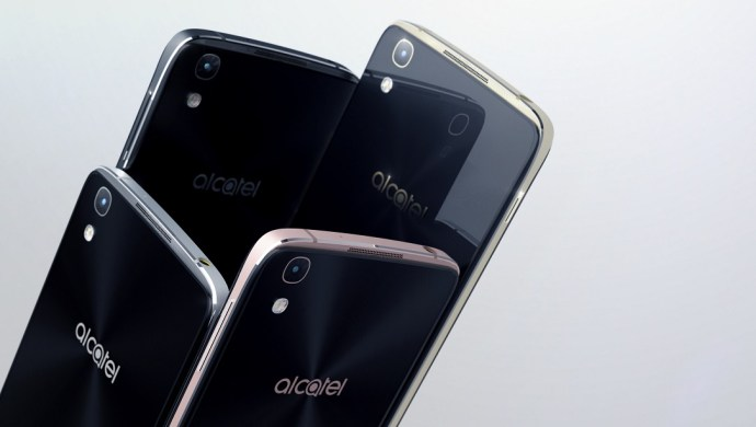 alcatel idol 4 farben