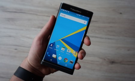 BlackBerry Priv Test12