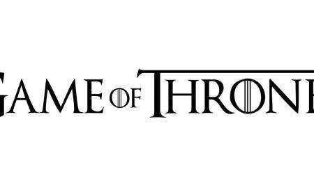 Game of Thrones GoT Logo Header