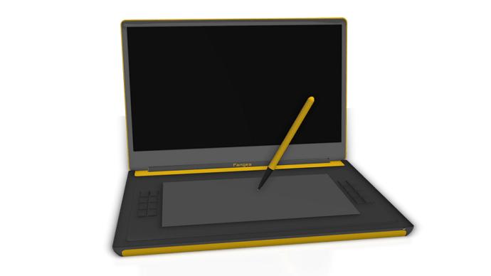 Pangea Sun Grafik Tablet